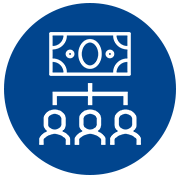 People and Money Icon